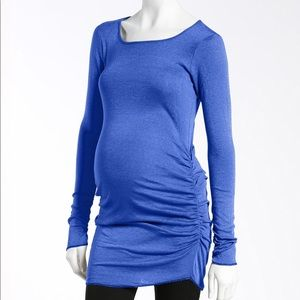4x$15🟢 Michael Stars Maternity Top One Size